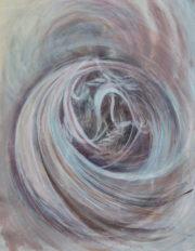 Swirl, 2015 acrylic 26